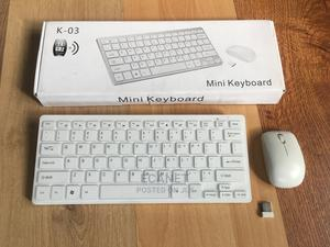 Wireless Mini Keyboard 2.4ghz | Computer Accessories  for sale in Lagos State, Ikeja