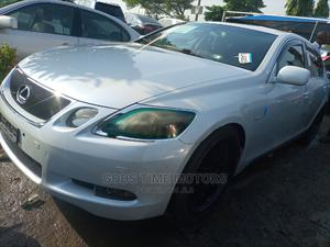 Lexus GS 2008 300 Silver | Cars for sale in Lagos State, Apapa