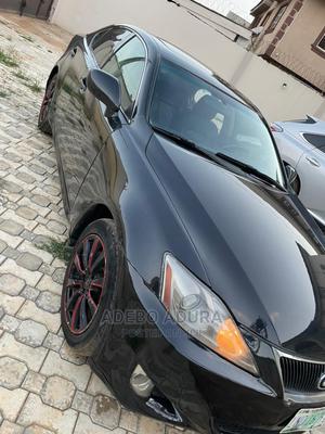 Lexus IS 2009 Black   Cars for sale in Lagos State, Lagos Island (Eko)
