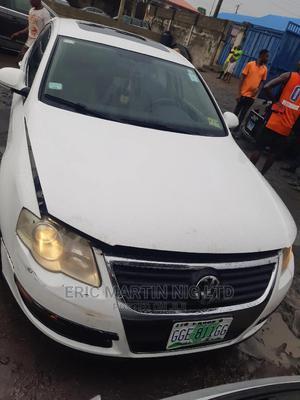 Volkswagen Passat 2008 2.0 White   Cars for sale in Lagos State, Surulere