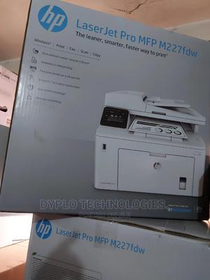 HP Laserjet PRO MFP 227fdw | Printers & Scanners for sale in Lagos State, Ikeja