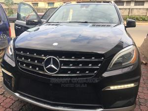 Mercedes-Benz M Class 2015 Black   Cars for sale in Imo State, Owerri