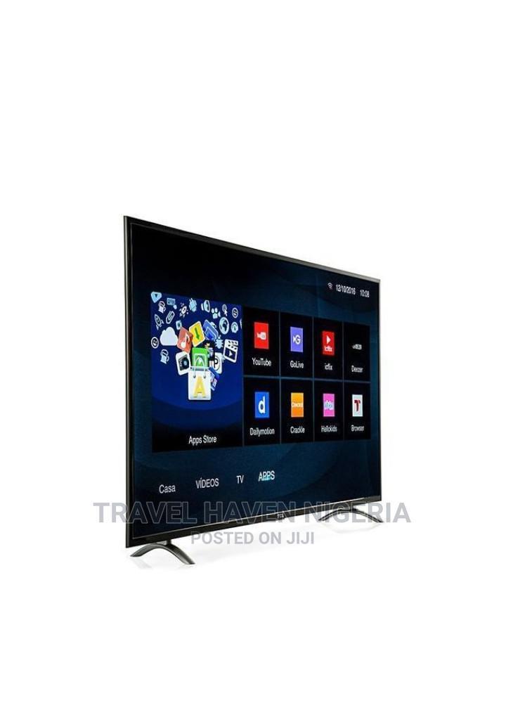 """Polystar 65"""" Andriod Smart 4K TV - 2021 Model- 65 Inch"""