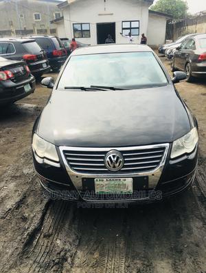 Volkswagen Passat 2006 2.0 FSI Comfortline Black   Cars for sale in Lagos State, Surulere
