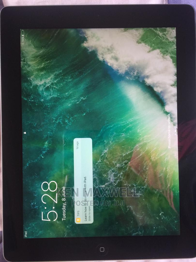 Apple iPad 4 Wi-Fi 16 GB Gray