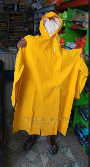 PVC Rain Coat | Safetywear & Equipment for sale in Rivers State, Port-Harcourt