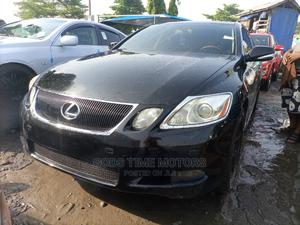 Lexus GS 2009 350 4WD Black   Cars for sale in Lagos State, Apapa