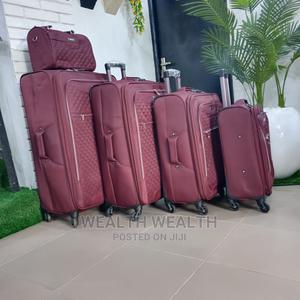 Standard Red Star Express Luggage Bag for Sale | Bags for sale in Lagos State, Ikeja