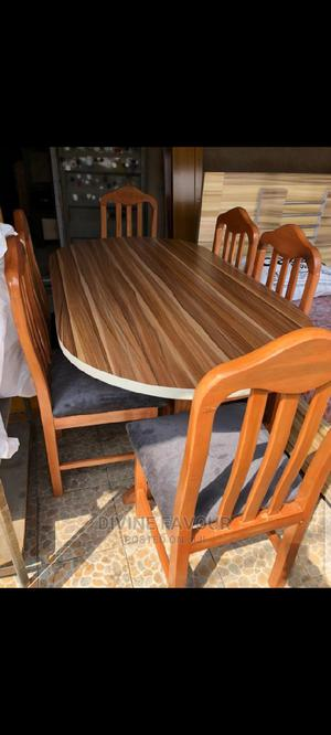 Wood Dining Table | Furniture for sale in Lagos State, Ojo