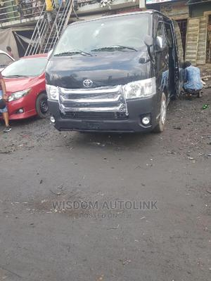 Conversion for Toyota Hiace (Hummer Bus) 2005 to 2016 Model   Automotive Services for sale in Lagos State, Mushin