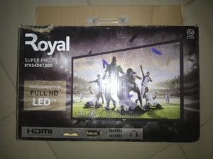 Royal 24inc Plasma | TV & DVD Equipment for sale in Anambra State, Awka