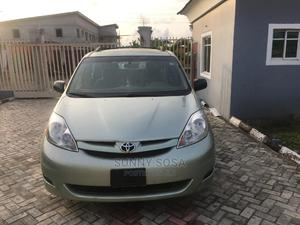 Toyota Sienna 2007 Green   Cars for sale in Lagos State, Ajah