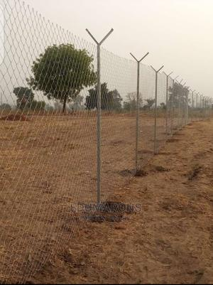 Chainlink Fencing Wire   Building Materials for sale in Abuja (FCT) State, Dei-Dei