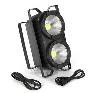 200W LED Stage Light DMX512 Blinder Light Cold White/Warm Wh | Stage Lighting & Effects for sale in Lagos State, Ikeja