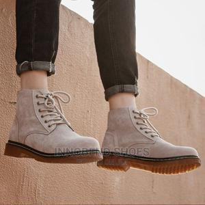 Mens Ankle Leather Boots   Shoes for sale in Lagos State, Alimosho