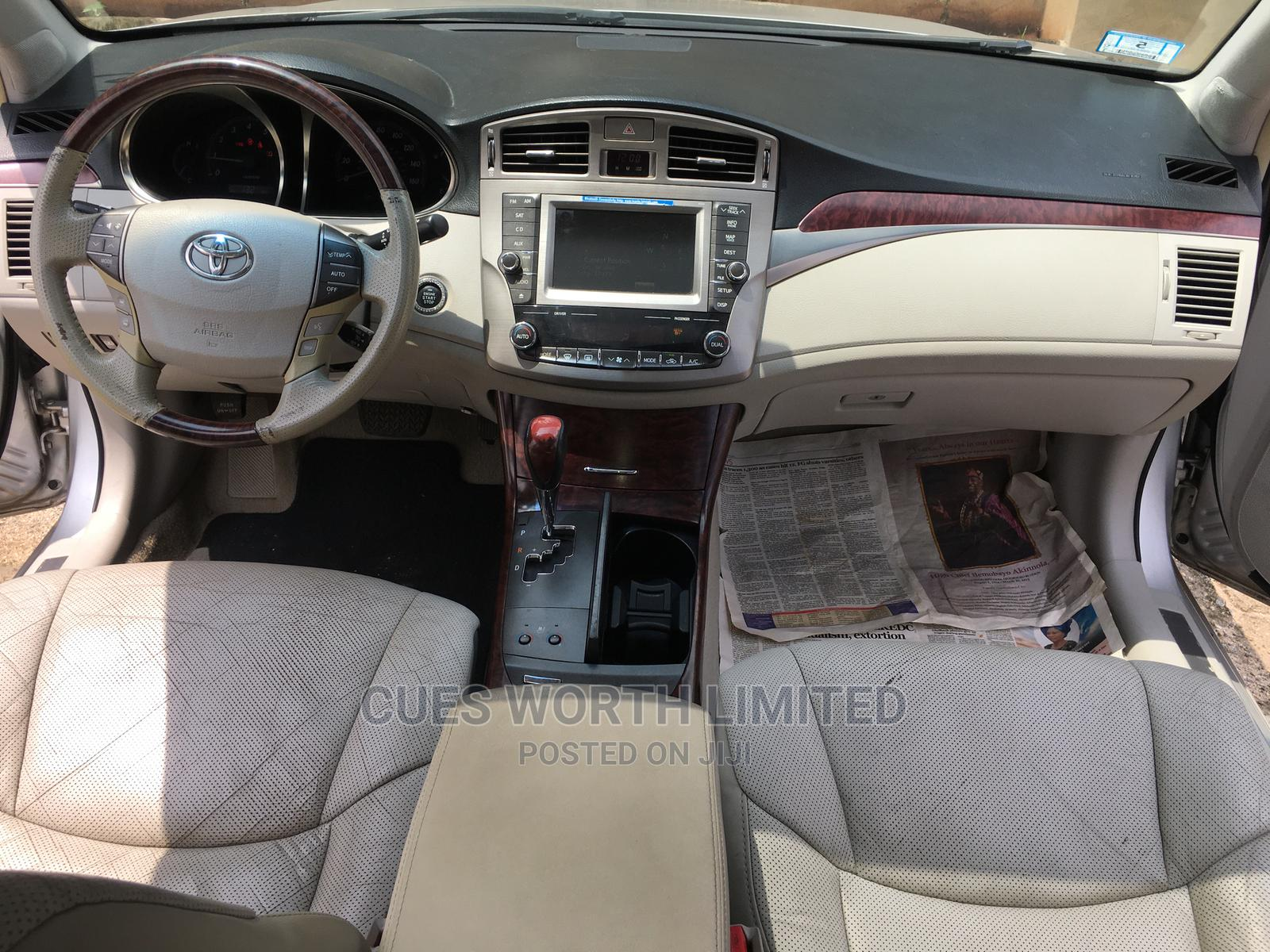 Toyota Avalon 2011 Silver   Cars for sale in Ikeja, Lagos State, Nigeria