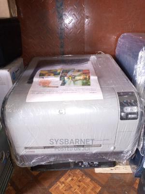 Hp Color Laserjet Cp1515 Printer | Printers & Scanners for sale in Lagos State, Ikorodu