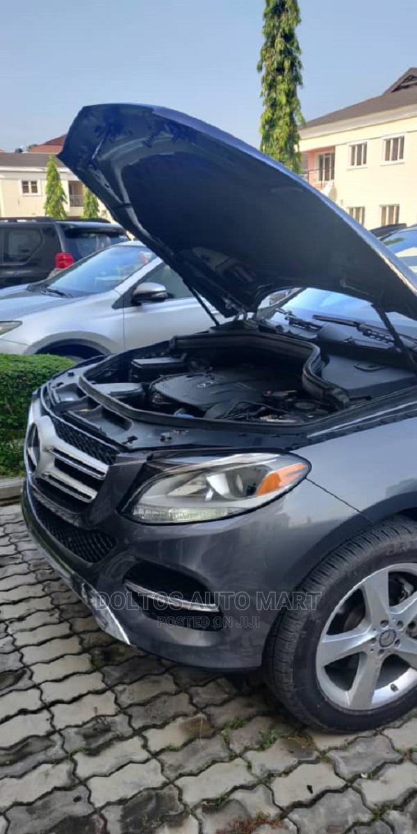 Mercedes-Benz GLE-Class 2017 Gray | Cars for sale in Lekki, Lagos State, Nigeria
