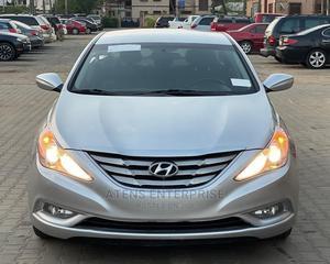 Hyundai Sonata 2011 Silver | Cars for sale in Lagos State, Ogba