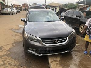 Honda Accord 2015 Gray | Cars for sale in Lagos State, Alimosho