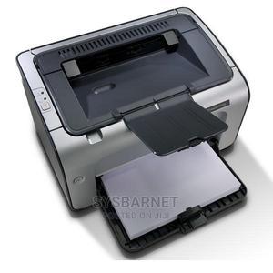HP Laserjet P1006 Printer - Monochrome Printer   Printers & Scanners for sale in Lagos State, Ikorodu
