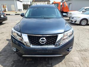 Nissan Pathfinder 2015 Gray | Cars for sale in Lagos State, Ajah