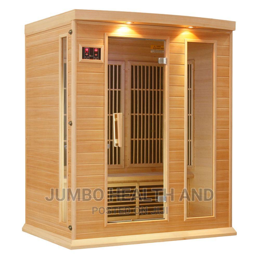 Archive: Three Persons Sauna