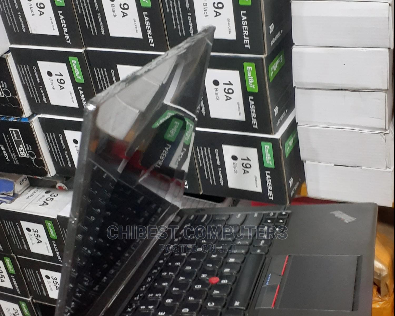 Laptop Lenovo ThinkPad X250 4GB Intel Core I5 HDD 500GB