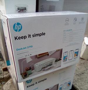 Hp Deskjet Printer - Print, Scan Photocopy | Printers & Scanners for sale in Lagos State, Ikorodu