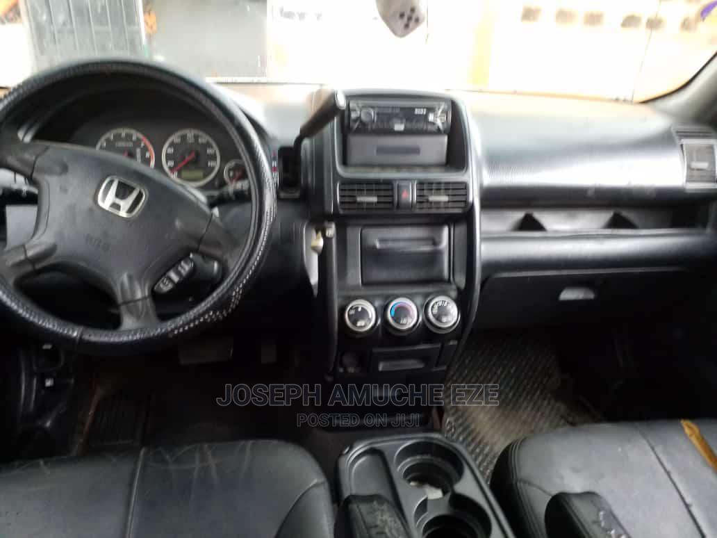 Archive: Honda CR-V 2004 EX 4WD Automatic Gray
