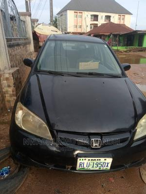 Honda Civic 2005 Black   Cars for sale in Imo State, Owerri