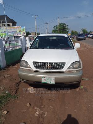Lexus RX 2002 White | Cars for sale in Lagos State, Ikorodu