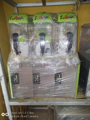Three Dispenser Slush Machine | Restaurant & Catering Equipment for sale in Lagos State, Ojo