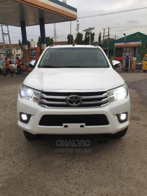 Toyota Hilux 2016 SR 4x4 White | Cars for sale in Lagos State, Ikeja