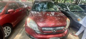 Honda CR-V 2008 Red   Cars for sale in Abuja (FCT) State, Central Business Dis