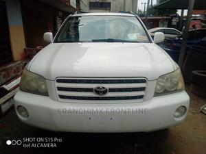 Toyota Highlander 2002 Limited V6 AWD White | Cars for sale in Lagos State, Isolo