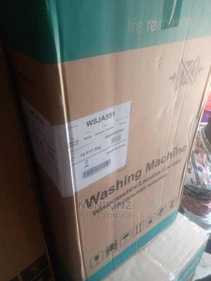 Hisense Washing Machine WSJA551 5kg | Home Appliances for sale in Lagos State, Ojo