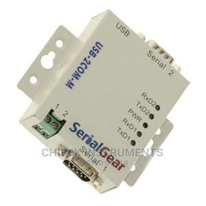 Serial Gear 2 Port USB To Serial USBG-2COM   Accessories & Supplies for Electronics for sale in Lagos State, Lekki