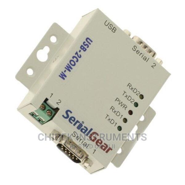 Serial Gear 2 Port USB To Serial USBG-2COM