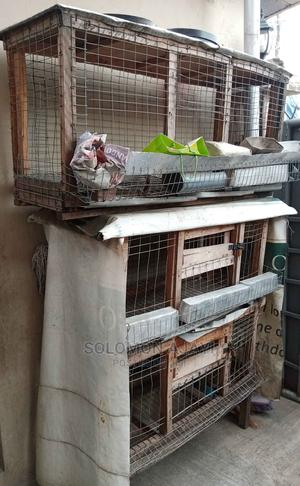 Wooden Poultry Cage | Farm Machinery & Equipment for sale in Lagos State, Surulere