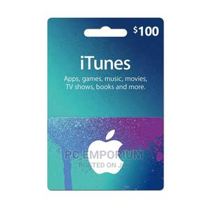 iTunes Gift Card US - $100 | Accessories & Supplies for Electronics for sale in Abuja (FCT) State, Gudu