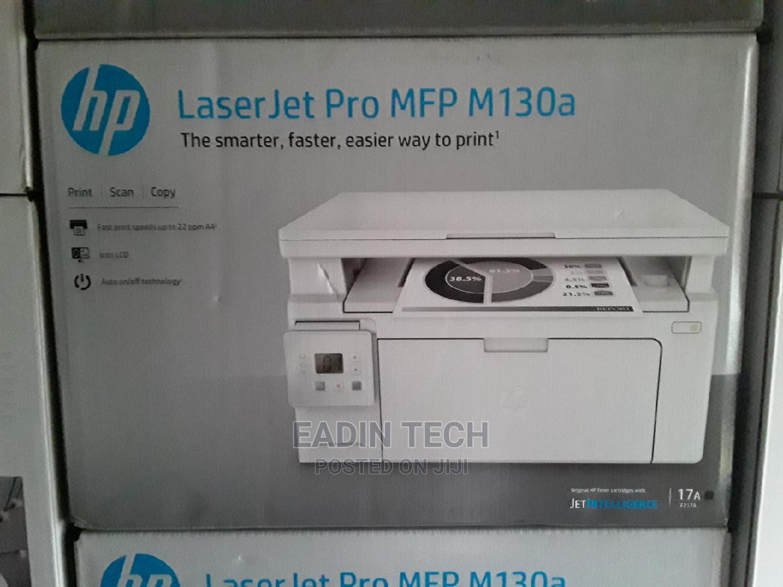 HP Laserjet 130a Printer - Print, Scan Copy