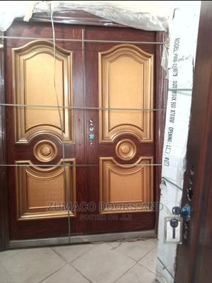 5ft Copper Armoured Door   Doors for sale in Lagos State, Orile