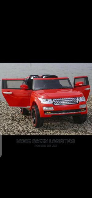 Kids Automatic Car(Range Rover) | Toys for sale in Lagos State, Victoria Island