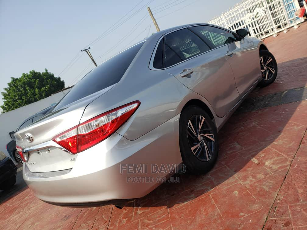 Toyota Camry 2015 Gray | Cars for sale in Magodo, Lagos State, Nigeria
