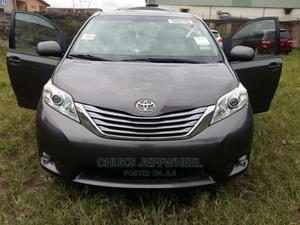 Toyota Sienna 2012 XLE 7 Passenger Gray | Cars for sale in Lagos State, Isolo