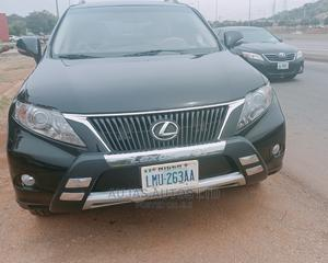 Lexus RX 2010 350 Black   Cars for sale in Abuja (FCT) State, Gwarinpa