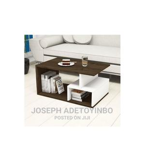 Custom Center Table With Storage Cabinet   Furniture for sale in Lagos State, Amuwo-Odofin