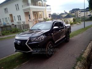 Toyota Hilux 2018 Black | Cars for sale in Abuja (FCT) State, Central Business Dis