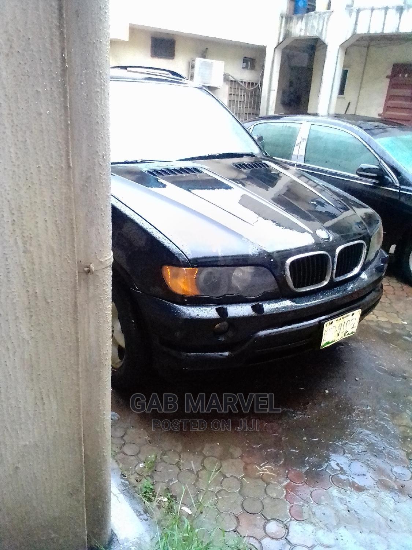 BMW X5 2003 Green